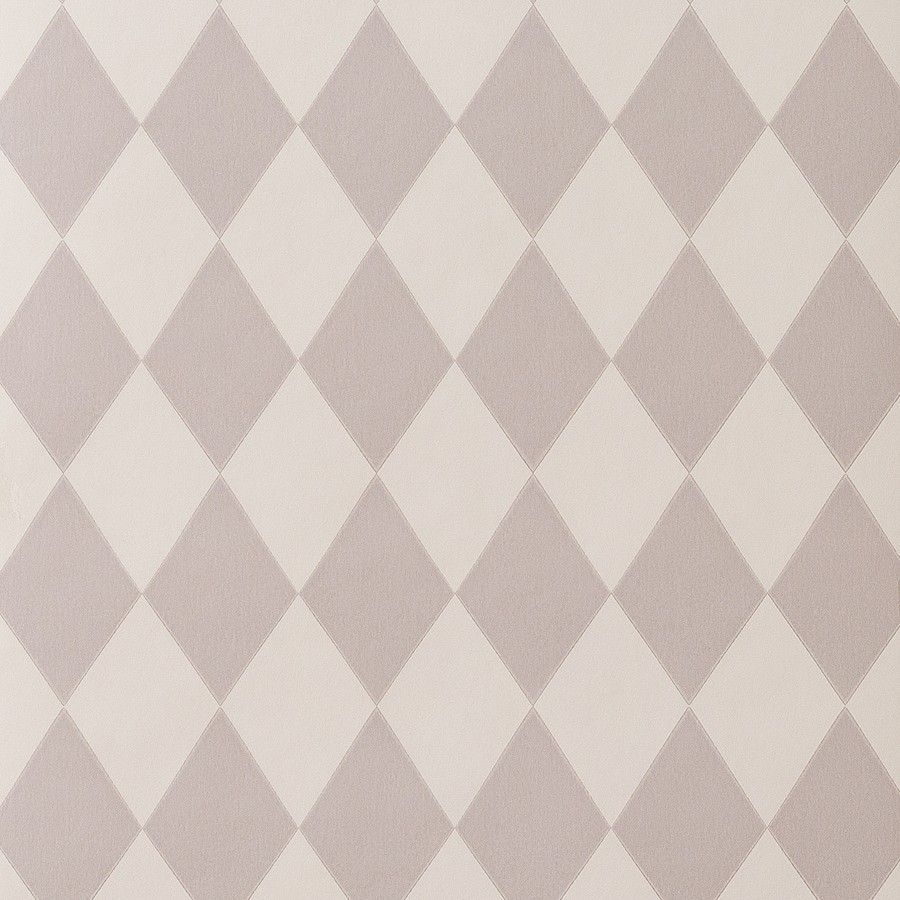 Harlequin wallpaper gris