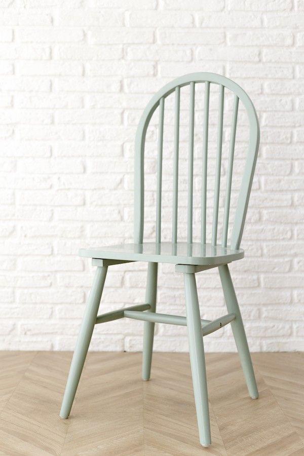 Mila cadeira verde