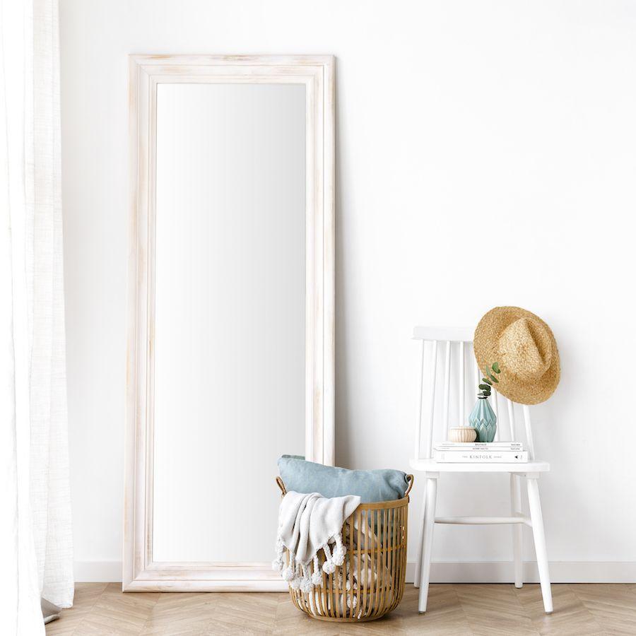 Nima espejo blanco 180X70