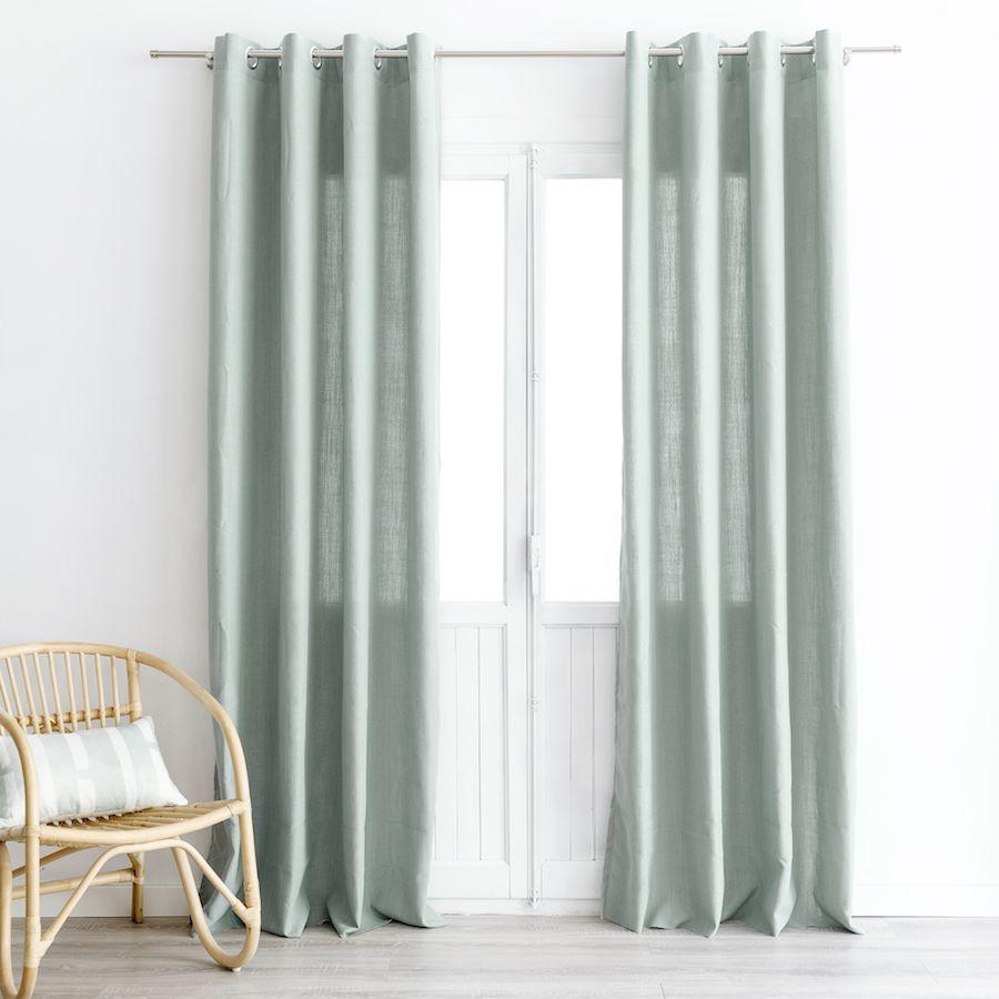 Jan cortina menta