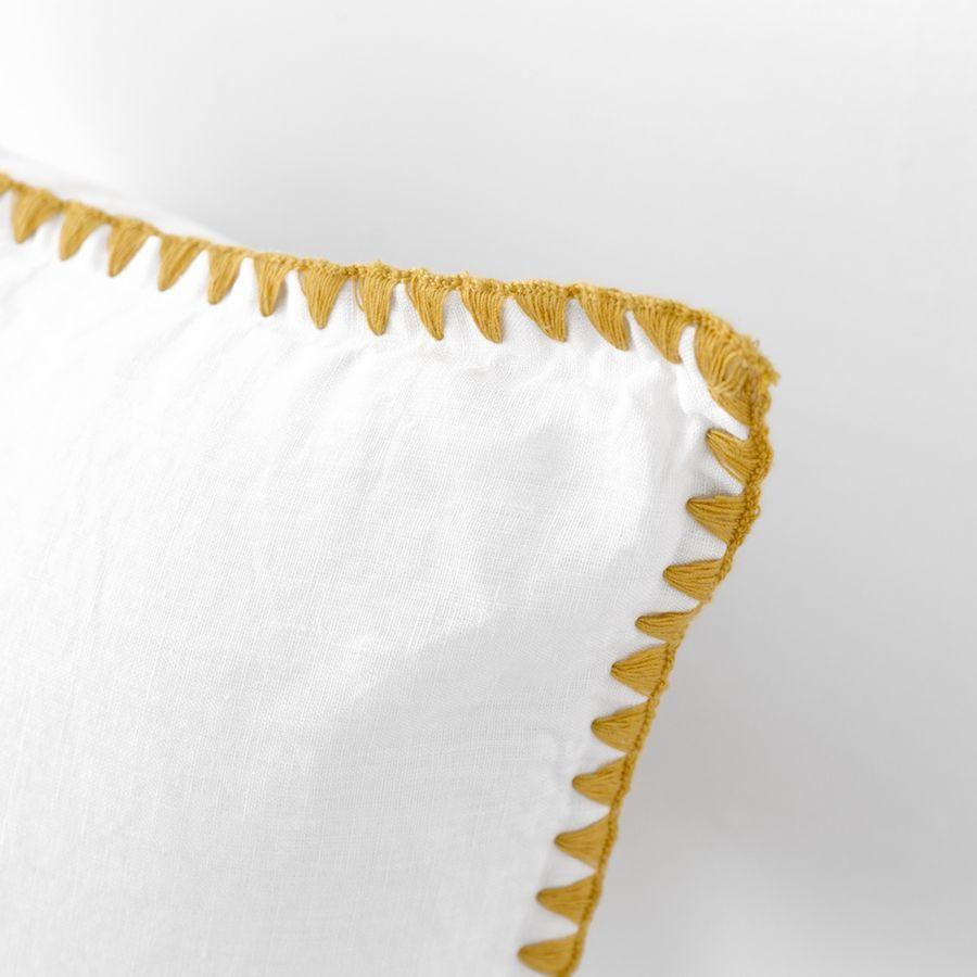 Sweet almofada branca