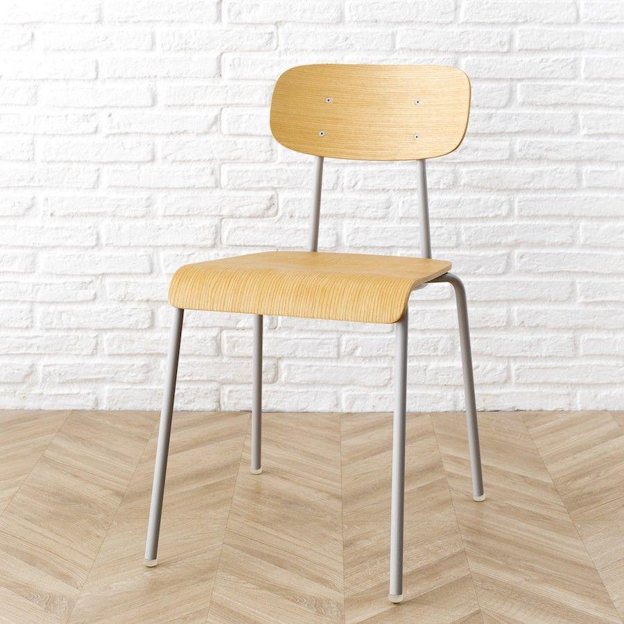 Klif Cadeira Cinza
