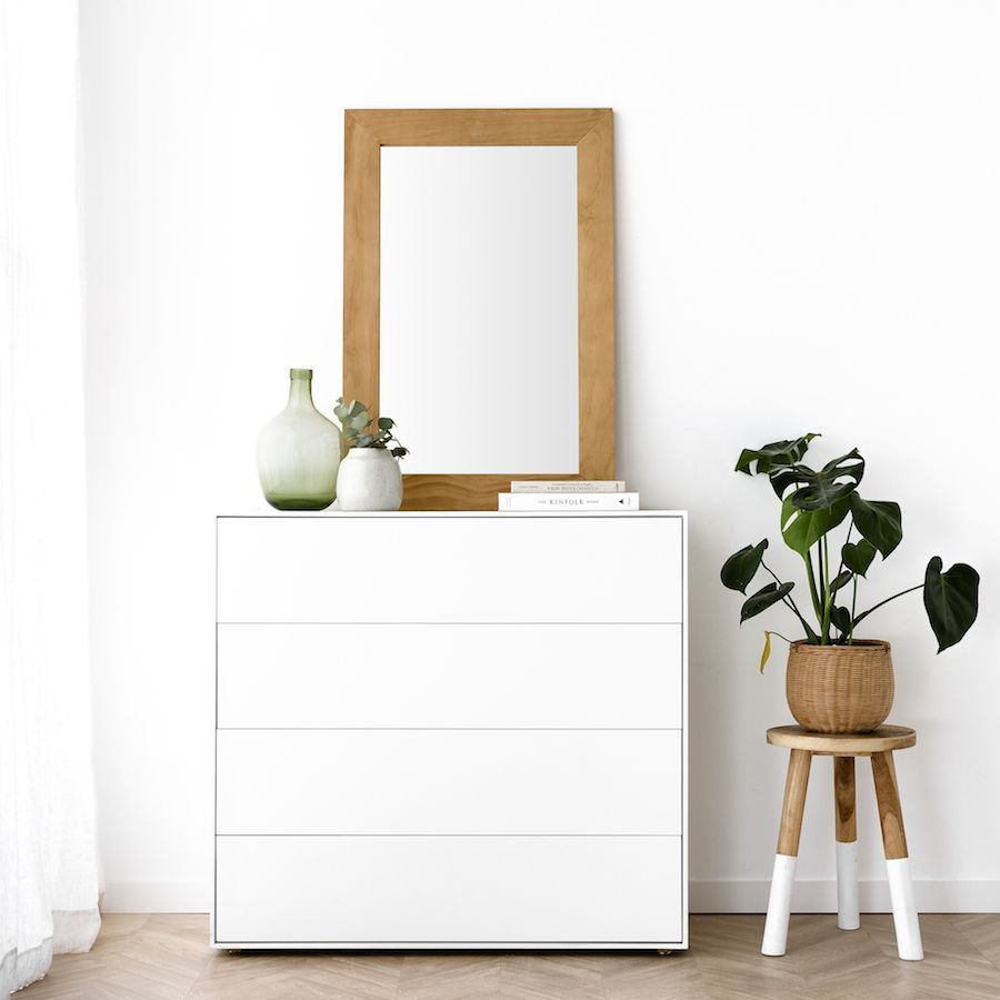 Lise espejo natural 60X90