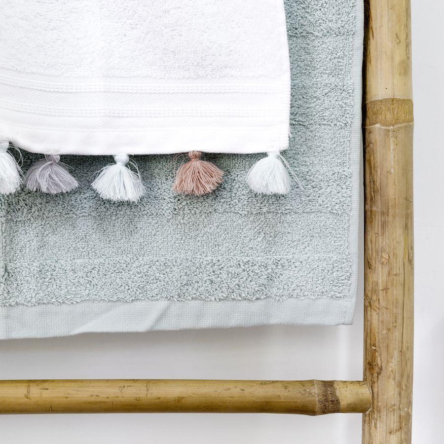 Basic set de toallas menta