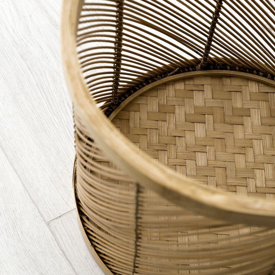 Bambu cesto grande