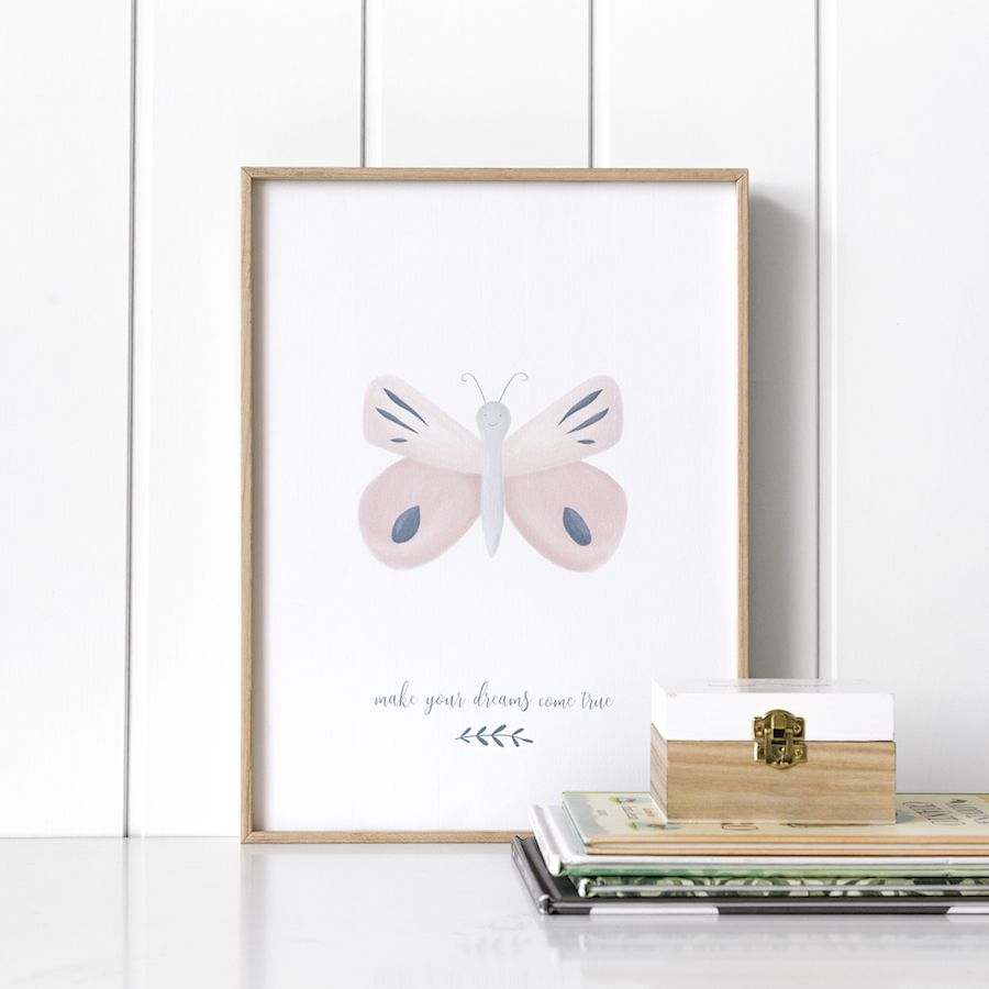 Libby butterfly lâmina
