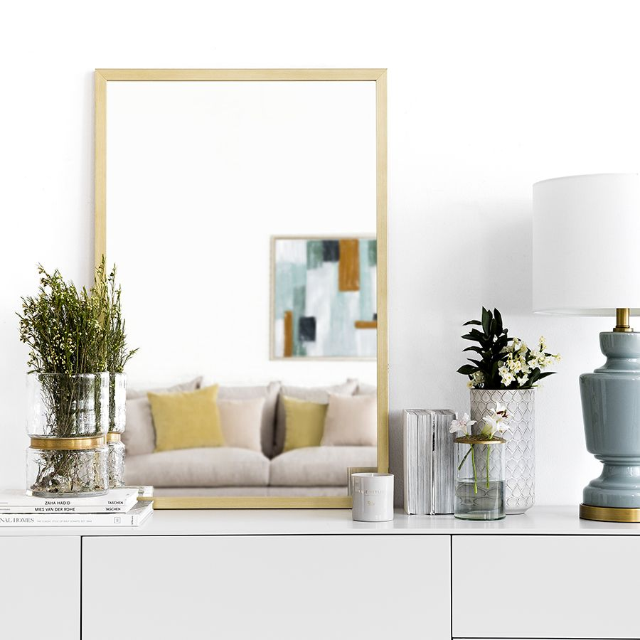 Gold espejo dorado