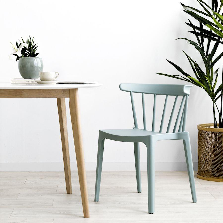 Nobu cadeira verde