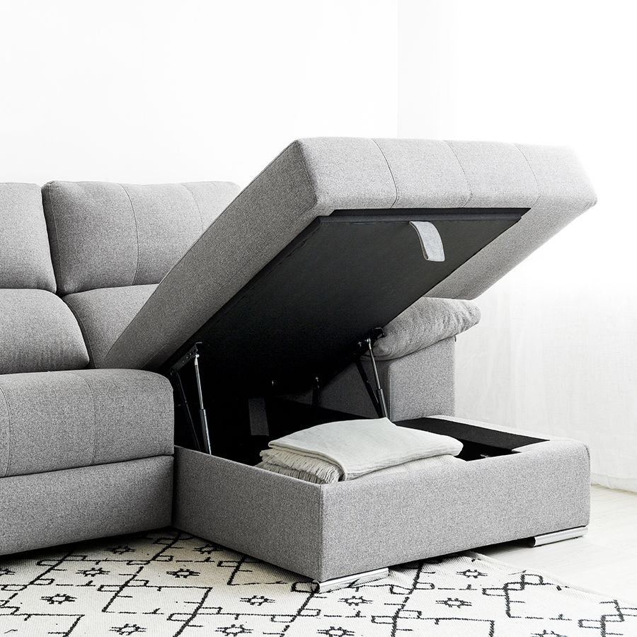 Denver sofá eléctrico
