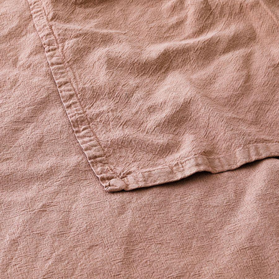 Textura colcha rosa
