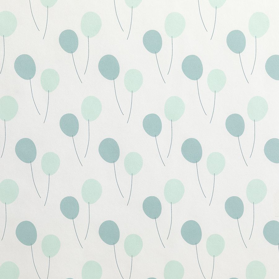Fiesta wallpaper menta