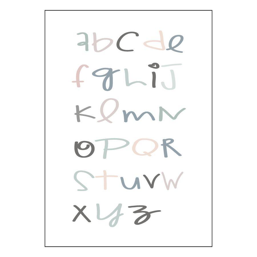 ABC lámina A3