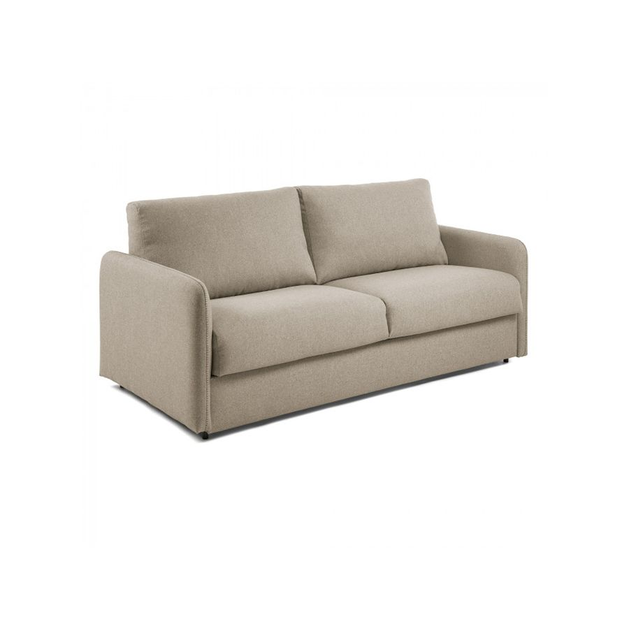 Kumo sofá bege 140