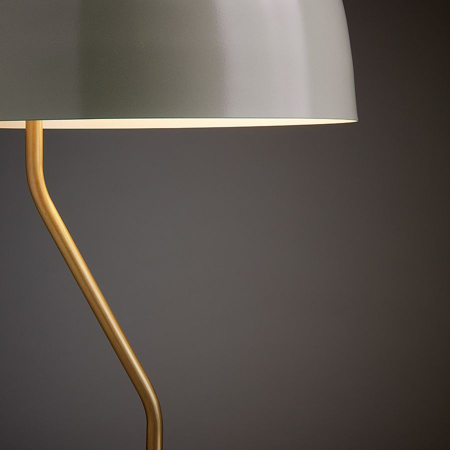 Verna lámpara de sobremesa beige