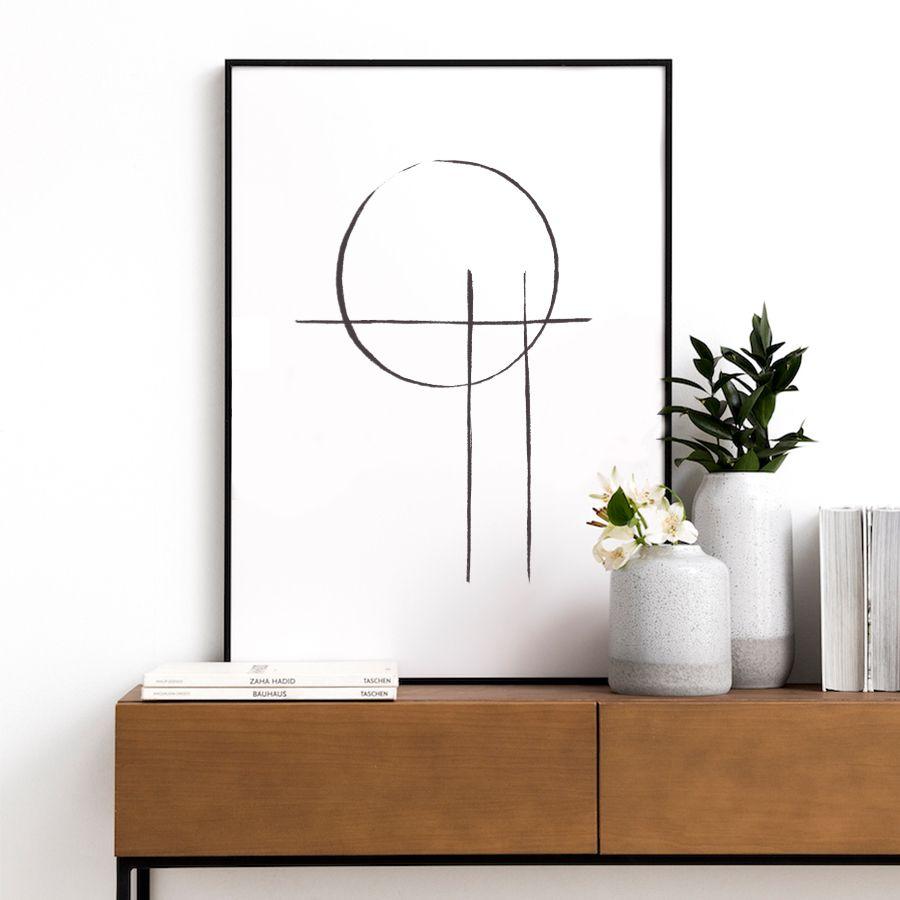 Draw circle lâmina