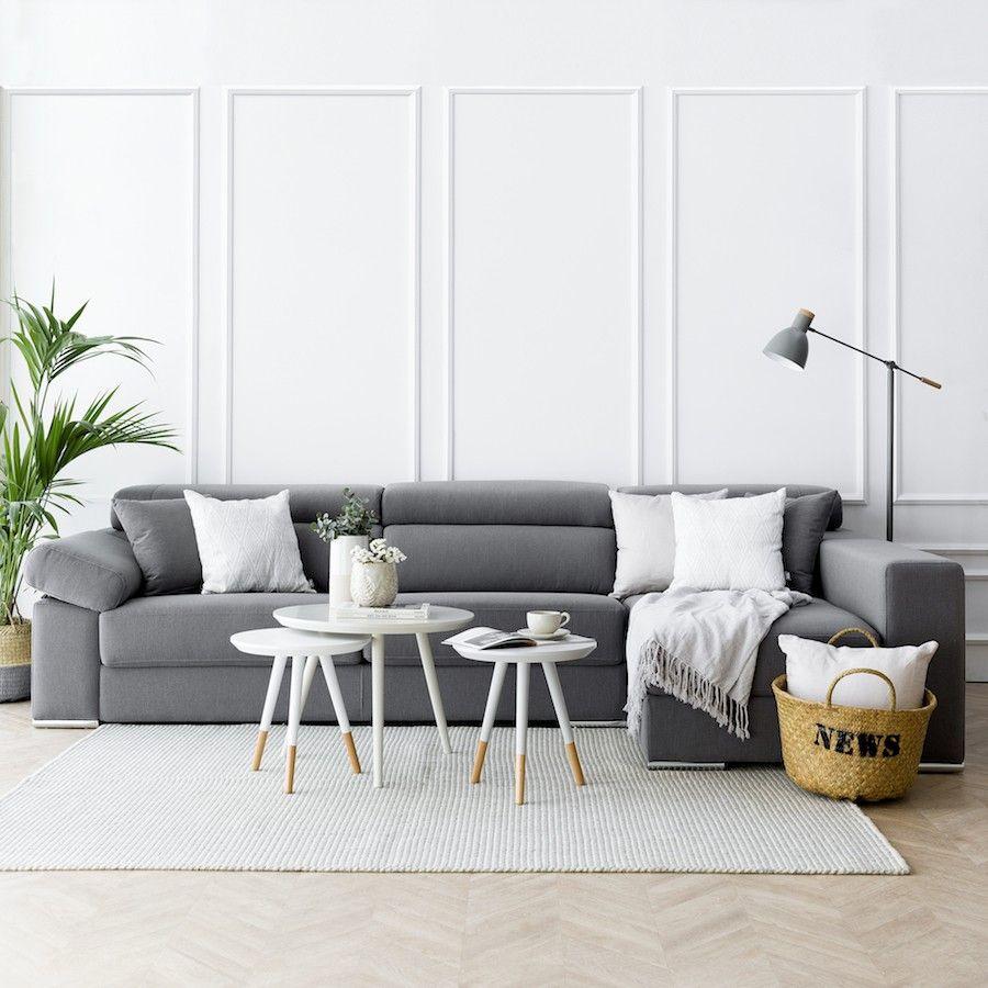 Dolmen sofá con arcón