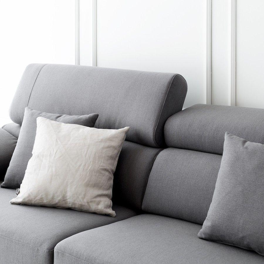 Dolmen sofá com arrumação