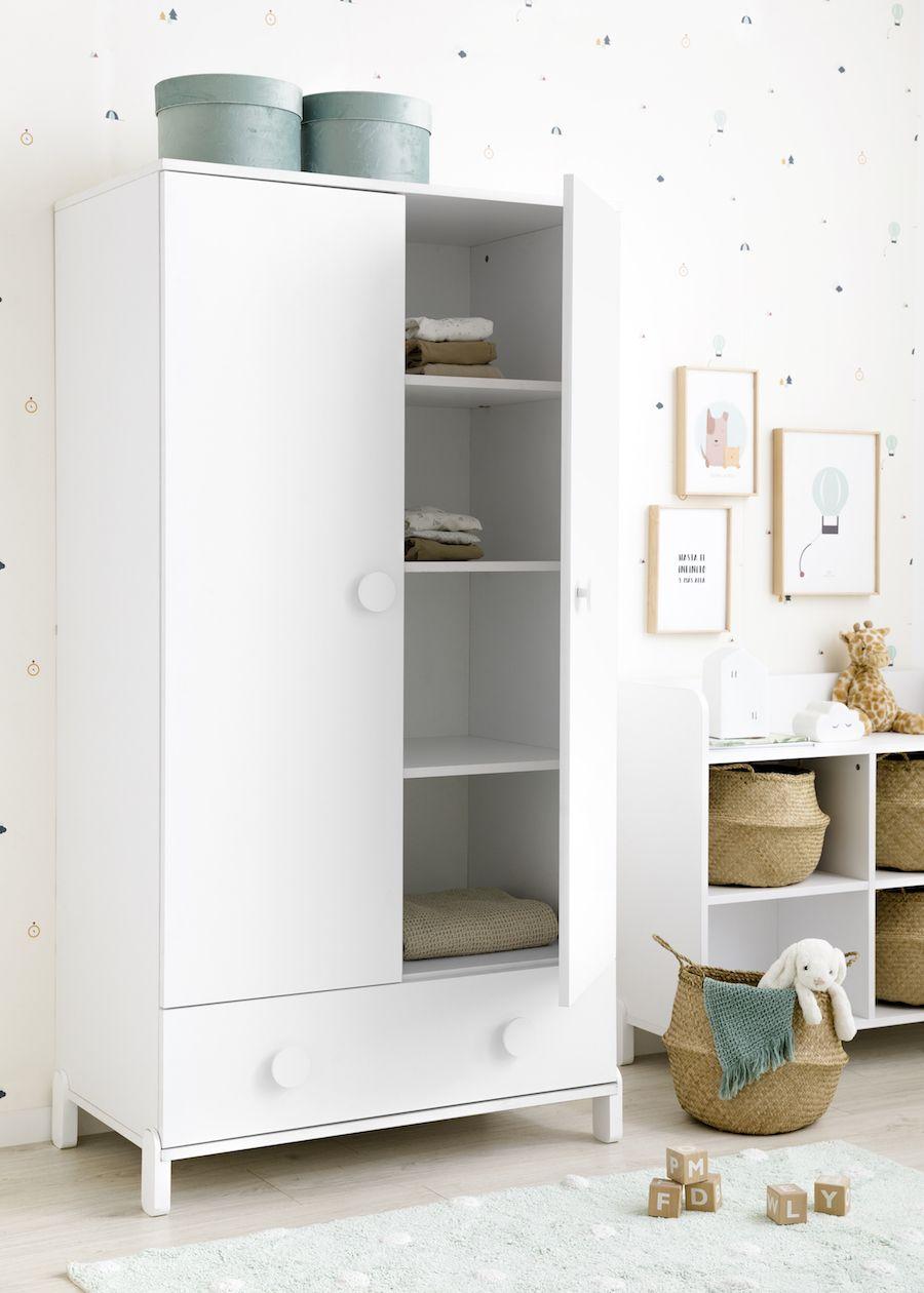 Tale armário branco