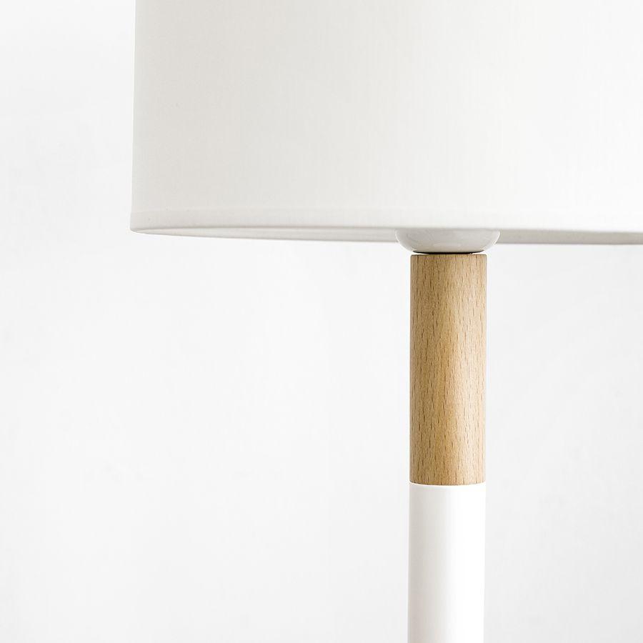 Duo lámpara de sobremesa