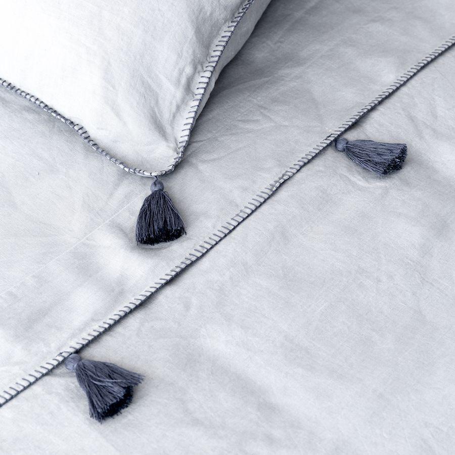 Erin funda nórdica azul 220x220 cm