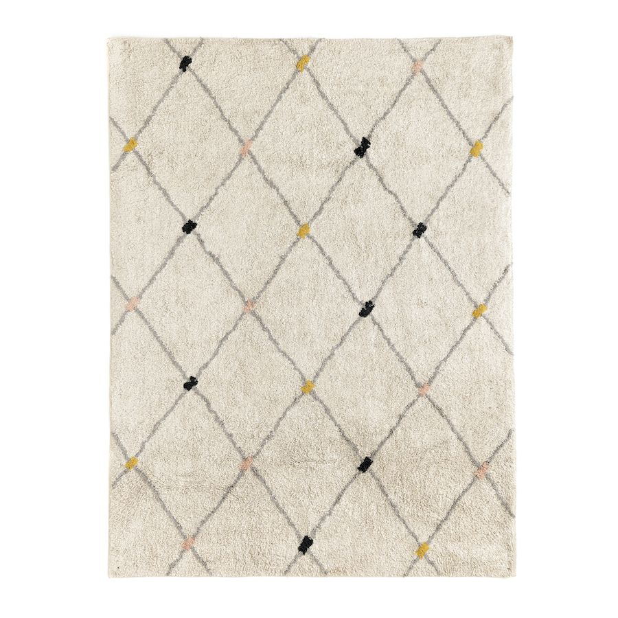 Oda alfombra lavable 200x300 cm