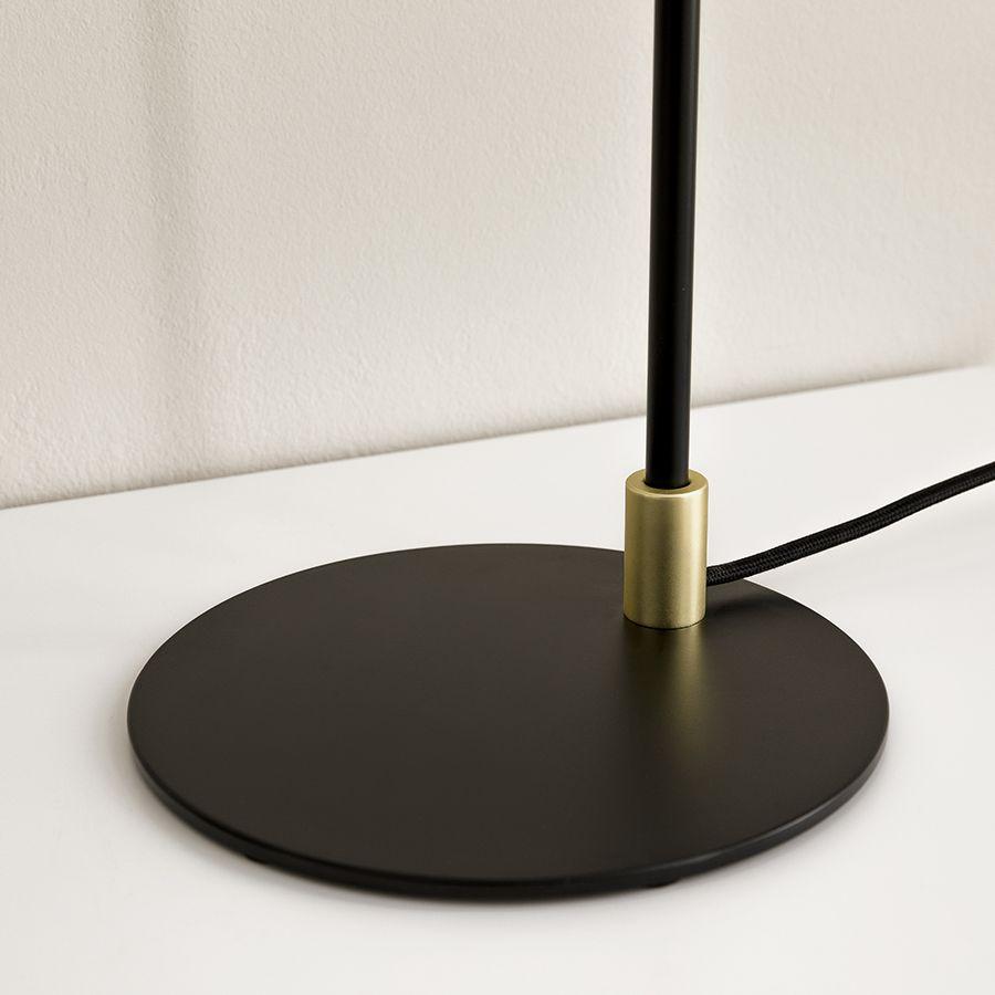 Crane lámpara de sobremesa