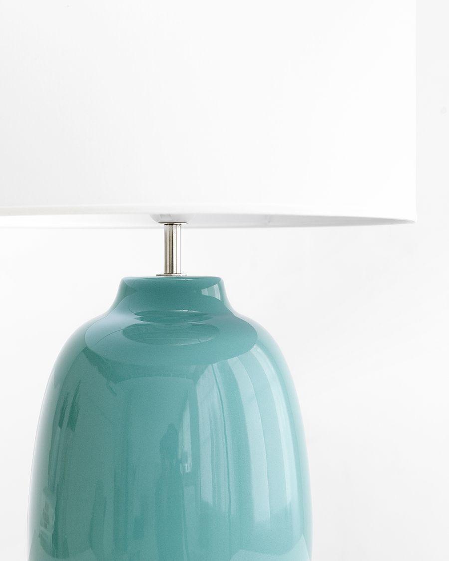 Creta lámpara de sobremesa