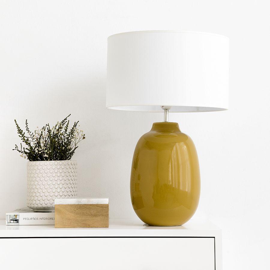 Melia lámpara de sobremesa