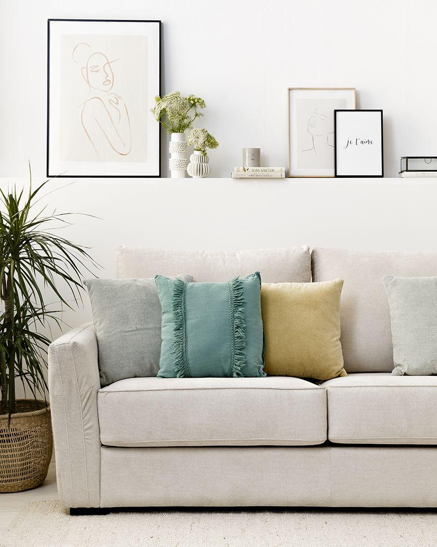 Latt sofá con arcón