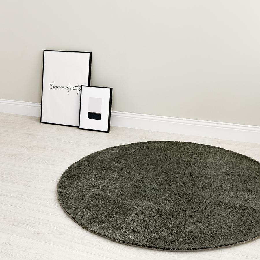 Even alfombra redonda