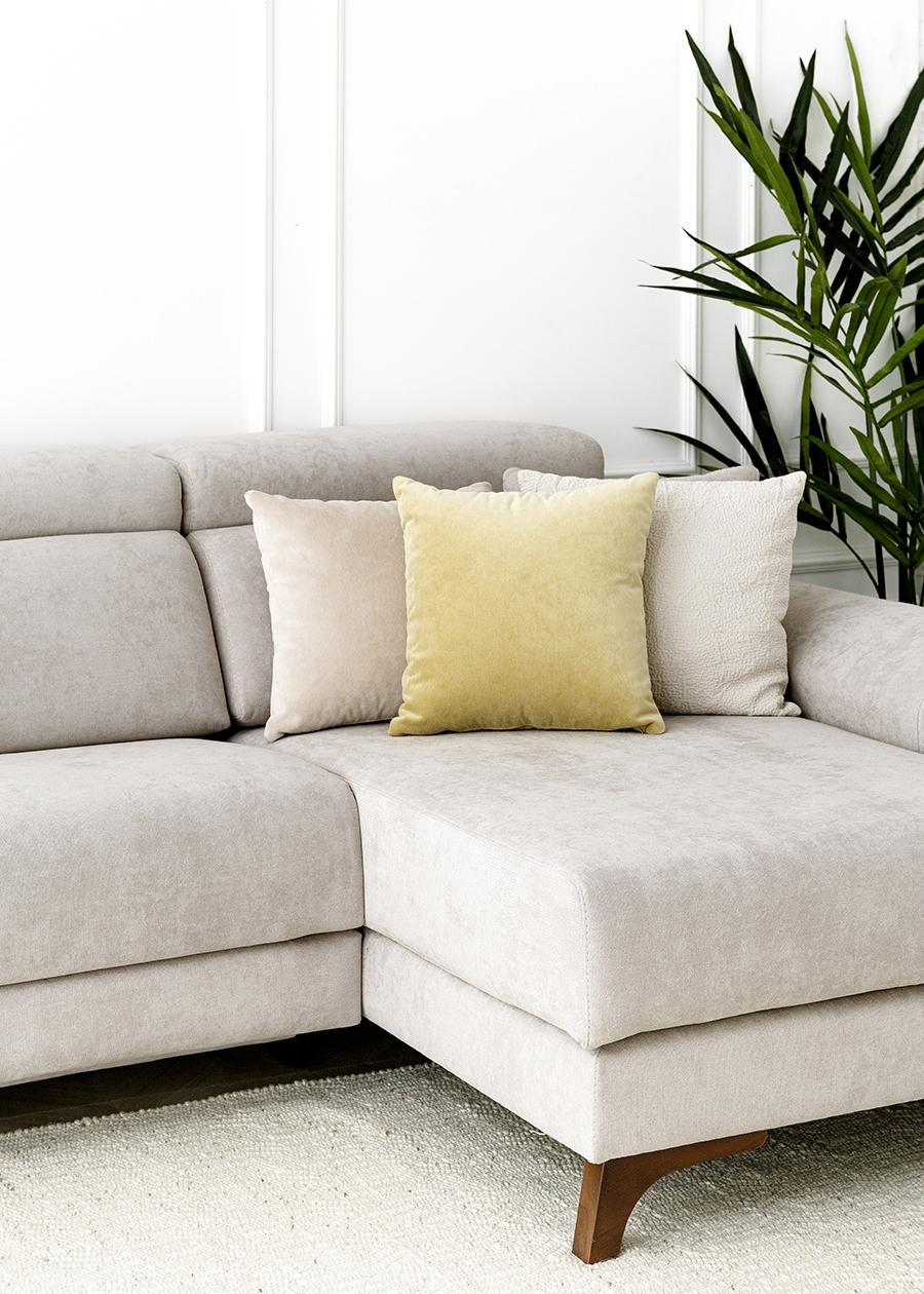 Etro sofá eléctrico