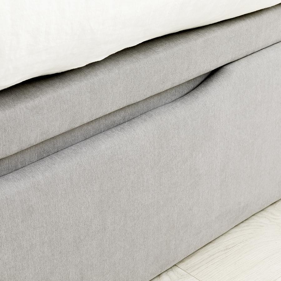 Trip canapé gris 150