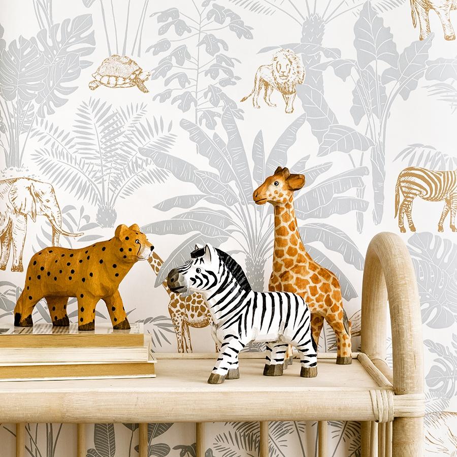 Zebra juguete