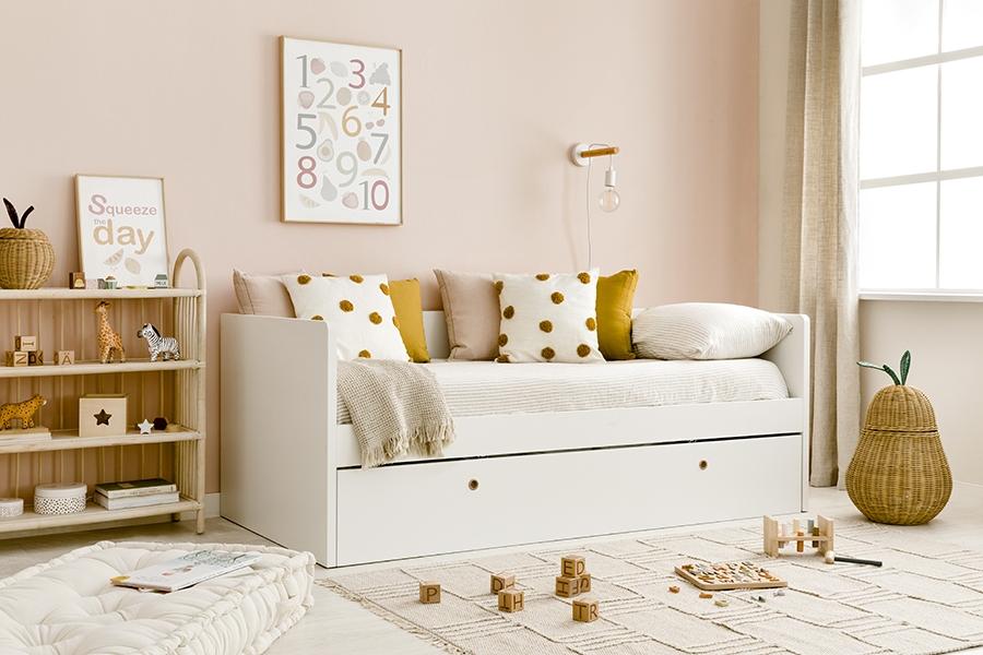 Roll cama -gavetão