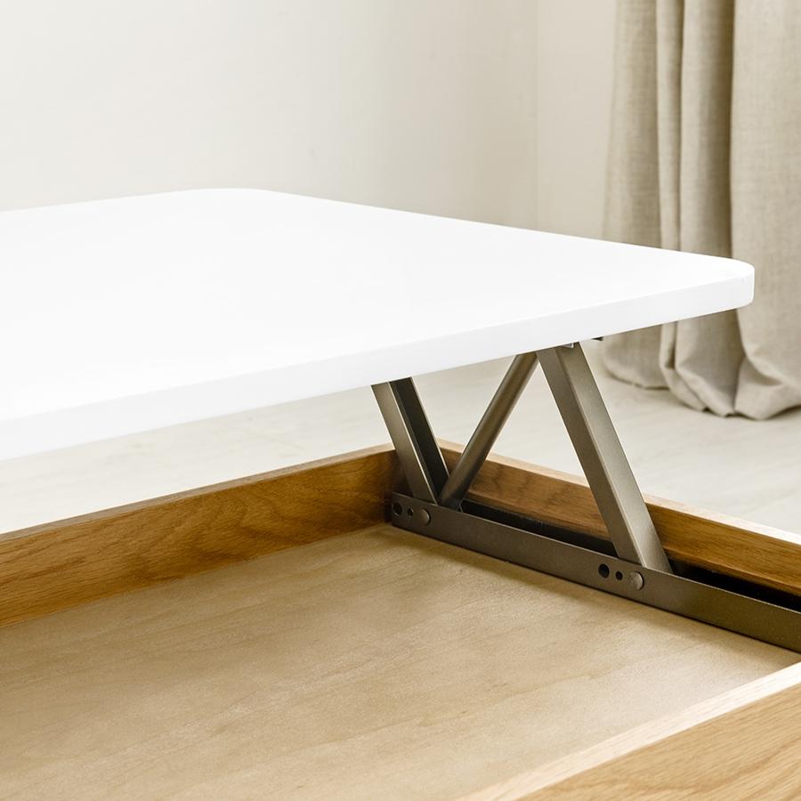 Bend mesa de centro elevable 100