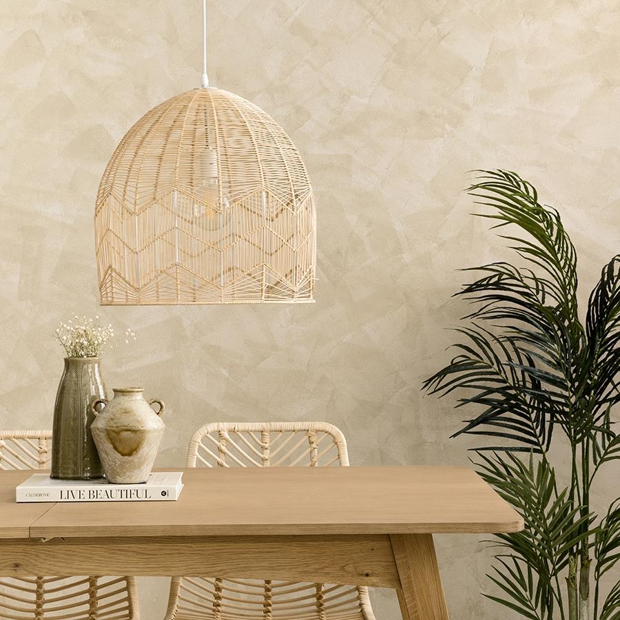 Elga lámpara de techo blanca
