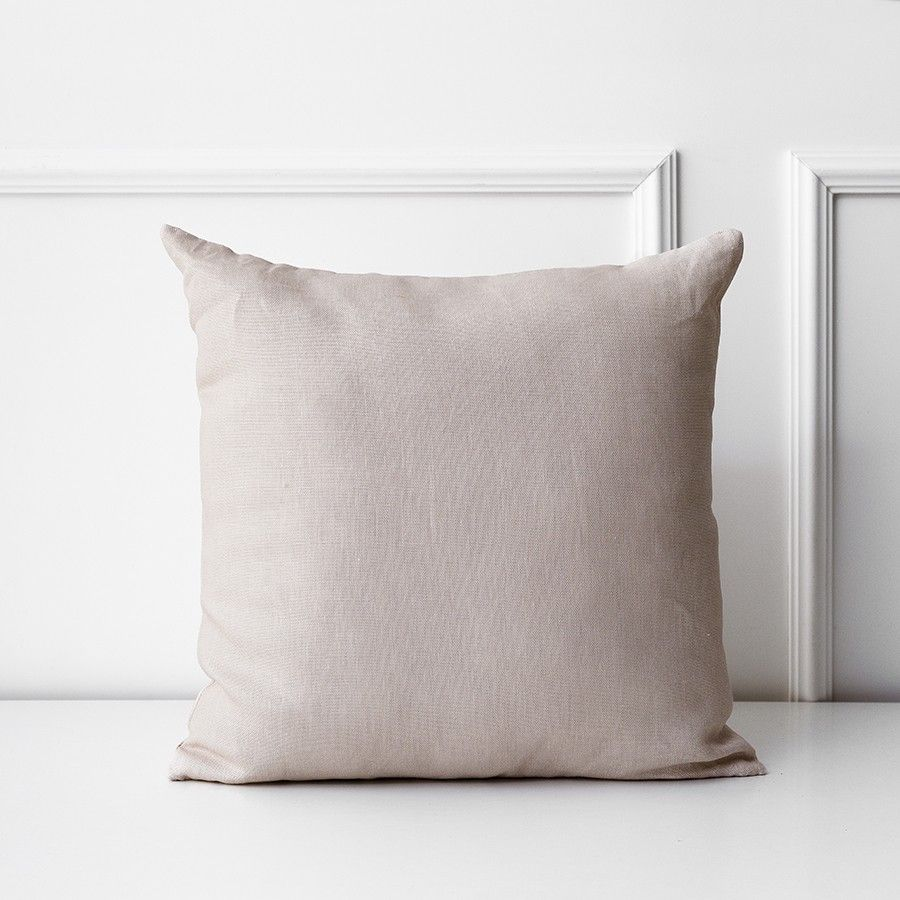 Lino cuscino rosa classic 45x45