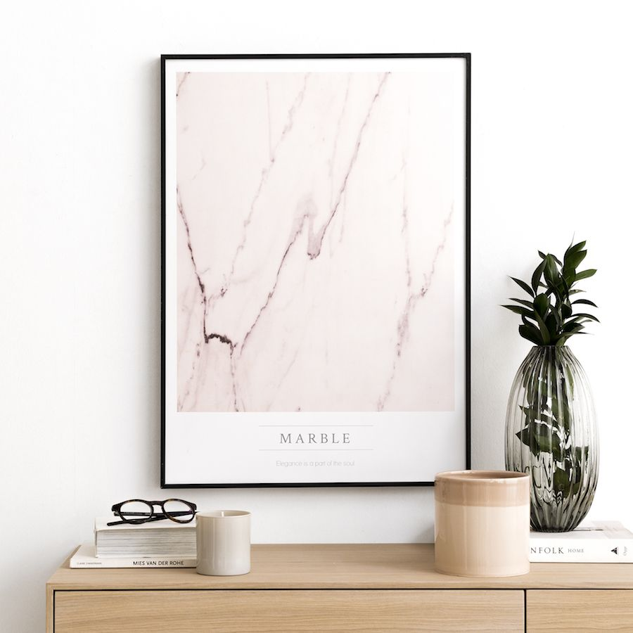 Textura Marble stampa