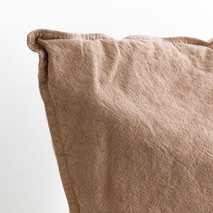 Textura cuscino rosa
