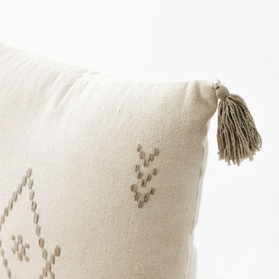 Damya cuscino grigio